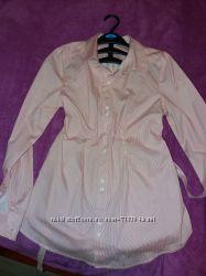 Блуза рубашка для беременных