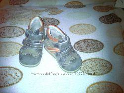 Ботинки ORTOPEDIA 21й размер, кожа