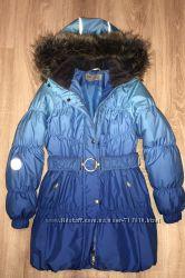 Зимнее пальто Lenne, р. 152 см маломерит