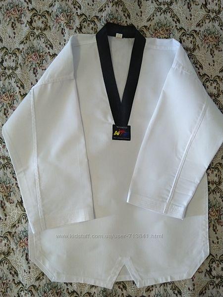 Кимоно для тхэквондо добок WTF на р.160-170