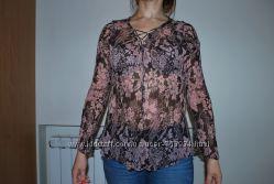 блуза  легкая натуральная ткань