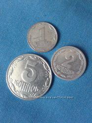 Монетки Украины