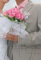 Костюм свадебный, выпускной