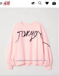 Новый стильный женский свитер свитшот H&M размер S-M