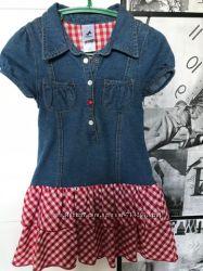 Стильное платье на девочку Palomino 3-4 года рост 110