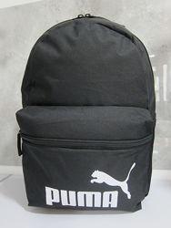 Рюкзак спортивный Puma Phase, новый, черный