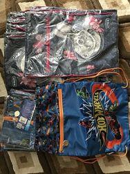 Сумки для сменки Kite с карманом 24 шт