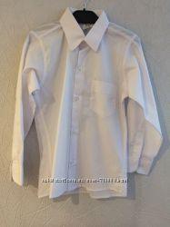 Рубашки белые для мальчика