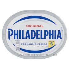 Сыр Philadelphia, 125 г