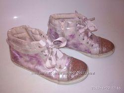 Ботинки 22см
