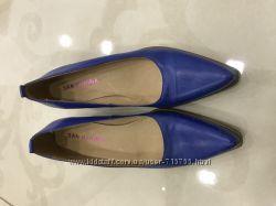 Туфли San Marina на удобном каблуке 36 размер