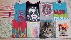 Яркие брендовые футболки от 3 до 10 лет