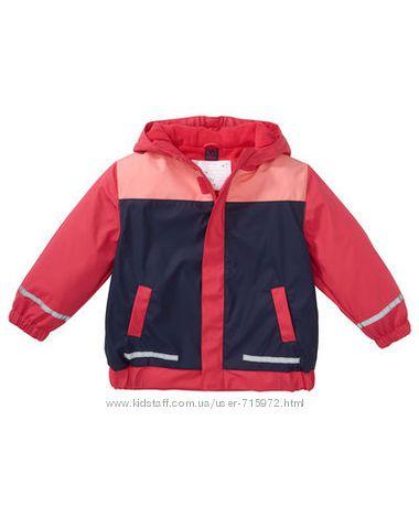 Термокуртка дождевик KIK 110-116 на флисе
