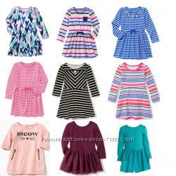 Платья GYMBOREE &OLD NAVY & CRAZY8  разные модели от3 до 6лет