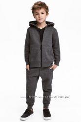 Спортивный костюм H&M, теплый, на 8-10 лет