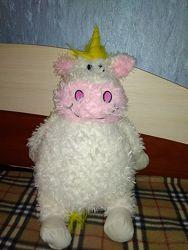 Подушка игрушка Единорог