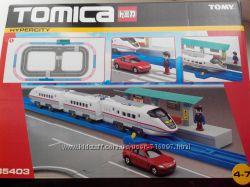 Железная дорога Tomica базовый набор