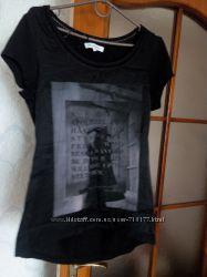 Молодежная гипюровая футболочка