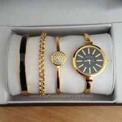 40d846bc9c2e ANNE KLEIN изысканные женские часы в наборе с браслетами, 779 грн ...