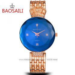 Элитные трендовые женские часы BAOSAILI Новая модель Гарантия и качество