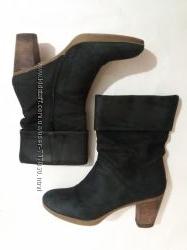 Ботинки демисезонные натуральная кожа размер 38
