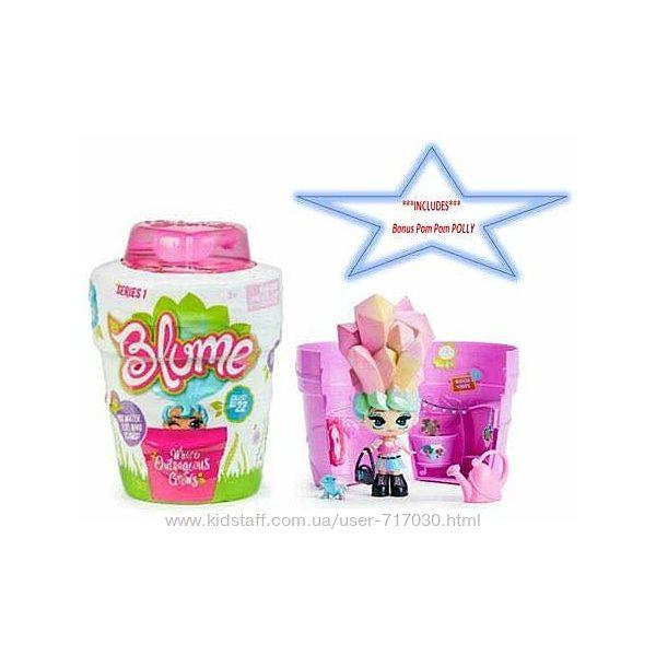Игровой набор с куклой Blume - Сюрприз в горшочке Оригинал