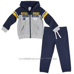 CHICCO Спортивный костюм для мальчика, размер 122