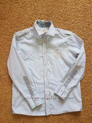Рубашка в школу, состояние новой вещи