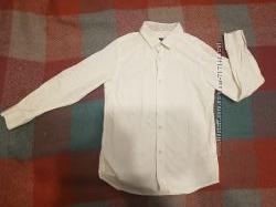 Рубашка белые разные 6-8 лет