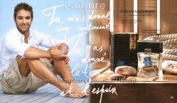 Lambre-aроматы для мужчин. Оригинал, Франция