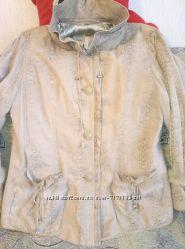 Куртка замшевая Gianfranco Ferre