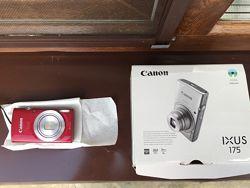 Фотоаппарат CANON IXUS 175 Red 1097C010