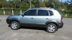 Продам Hyundai Tucson родная краска пробег
