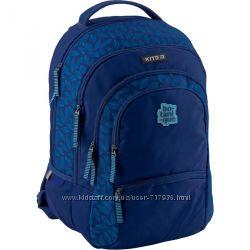 Рюкзак школьный молодежный Kite 881 Botanique K19-881L-1