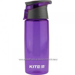 Бутылочка для воды Kite K18-401-05 550 мл фиолетовая