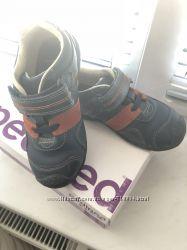 кожаные туфли Pediped