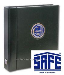Немецкий альбом для монет и банкнот SAFE PRO A4 - профессиональная серия