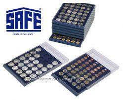 Бокс для монет - нумизматический планшет SAFE Германия