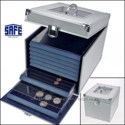 Кейс для монетных боксов SAFE без наполнения