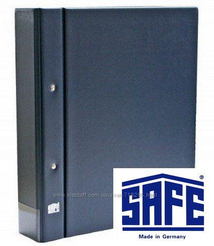 Альбом для монет и банкнот - SAFE Professional A4, сделано в Германии.