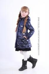 Пальто демисезонное для девочек