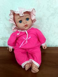Кукла пупс ASDA 43см