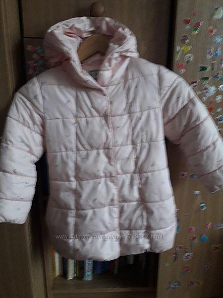 Деми куртка Next на рост 104 см