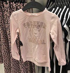 футболка в наличии размеры H&M 2020