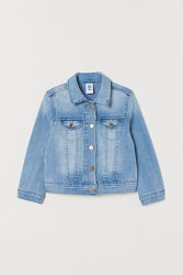 Модная куртка джинсовая