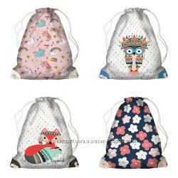 Рюкзак-мешок для мальчиков и девочек с оригинальными принтами.