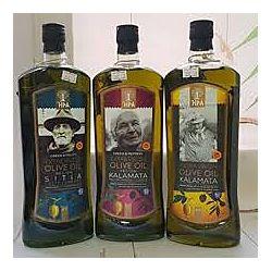 Оливковое масло HPA KALAMATA 1 л Греция Бесплатная пересылка НП от 1200 грн
