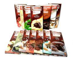 Шоколад Torras без сахара Бесплатная доставка по Киеву от 700 грн