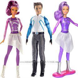 Barbie - Космічні пригоди  Кен та Саллі двох варіантів