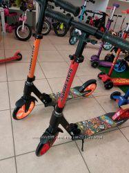 Фирменный Scale sports ss15 двухколесный самокат Отличное качество